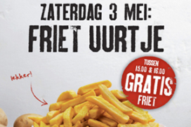 Geld verdienen met gratis friet