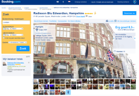 Booking.com denkt aan campus in Amsterdam