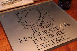 Alle restaurants JRE naar Couverts