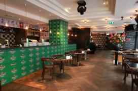 Heineken verbouwt Heineken Hoek Amsterdam