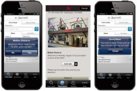 Amsterdam Marriott Hotel lanceert Mobile App