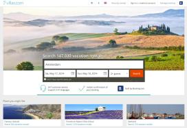 Priceline start verhuur vakantiewoningen met Villas.com