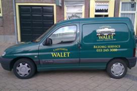 Cafetaria Walet in Nijkerk verhuist 15 meter