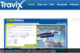 Geen beursgang voor ticketverkoper Travix