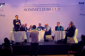 Van der Hek wint internationale Sommeliers Cup