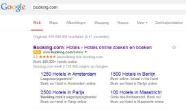 Boekingsites domineren betaalde zoekresultaten in VS