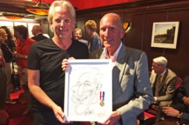 Henk de Lugt Award voor René Wildeman