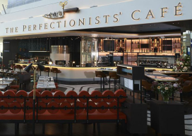 Heston Blumenthal opent restaurant op vliegveld