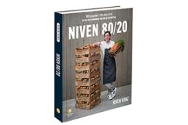 Niven Kunz* lanceert boek en gaat op kooktour