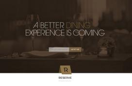 Internetpioniers werken aan reserveringssite voor restaurants