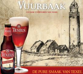 Texelse bierbrouwerij lanceert jubileumbier Vuurbaak