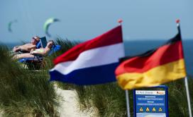 Bijna 3 miljoen buitenlandse zomertoeristen