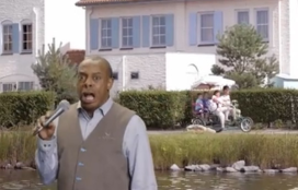 Center Parcs zet 'geluidenman' Michael Winslow in