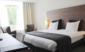 Tien nieuwe kamers en healthclub voor Sanadome