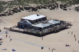 Paal 17 op Texel is beste strandpaviljoen
