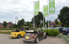 Overijsselse hotels bieden Kever Cabrio-toer aan