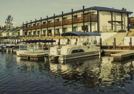 Lakehouse best gereviewde hotel ter wereld