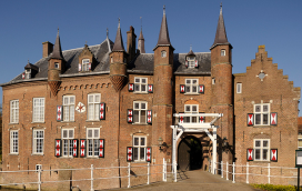 Kasteel Maurick in Vught failliet