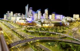 Dubai wil 100 hotels in overdekte stad