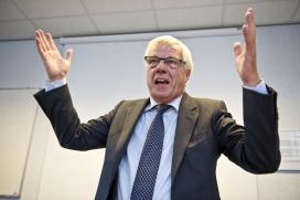 Van der Most: 'Ik laat geen bedrijven failliet gaan