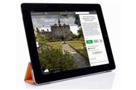 Relais & Châteaux lanceert nieuwe tabletapp