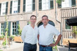 Bergevoet eigenaar café in kasteel 's-Heerenberg
