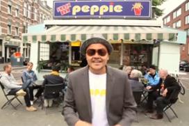 Rotterdamse snackbar maakt parodie op hit Happy