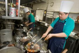 Aziatische restaurants profiteren van crisis