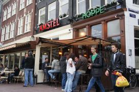 Hoppe Amsterdam niet blij met Utrechtse naamgenoot