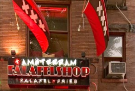 Amsterdam Falafelshop in VS start met verkoop Nederlands bier