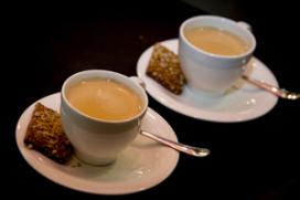 Prijs van koffie omhoog door droogte