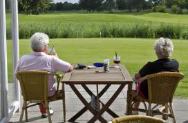 Actieweek restaurants golfbanen