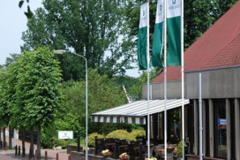 Hotel Bieze in Borger dicht