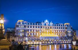 Diversiteit door heel Amsterdam tijdens derde Hotelnacht