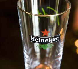 Heineken verliest populariteit bij Nederlandse horeca