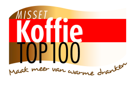 Bekendmaking Koffie Top 100 2014