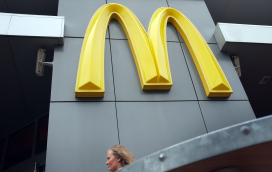 McDonald's genomineerd voor beste in Food to Go