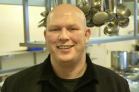 Pierre Wind eerste Kok des Vaderlands