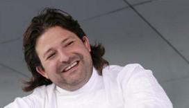 Jonathan Karpathios kookt vegadiner voor jagers en slagers
