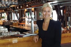 Judith van Diepen naar Harbour Club