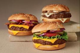 Gepersonaliseerde hamburger moet verkoopcijfers McDonald's redden