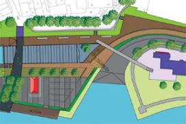 Gedoe om nieuwe locatie cafetaria in Schoonhoven