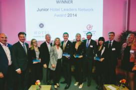 Awards en nieuwe inzichten tijdens Hotel Leaders Network