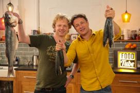 Bart van Olphen start kookshow met Jamie Oliver