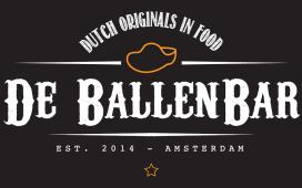 Schulten Hues* met bitterballen in De Hallen in Amsterdam