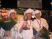Stephan Möllers wint kookwedstrijd NK Jonge Koks