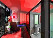 Qbic-designhotel in WTC Amsterdam