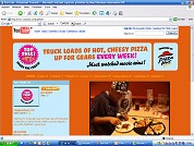 Pizza Hut start YouTube-themakanaal