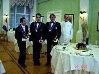 Internationaal succes voor SMH op 'Maitre d'Or' Bremen