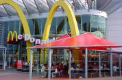 McDonald's nu ook in supermarkt